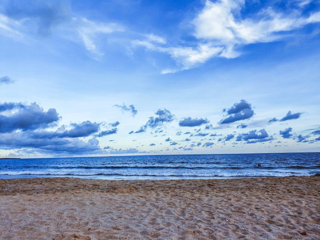 Mui Ne beach of Vietnam