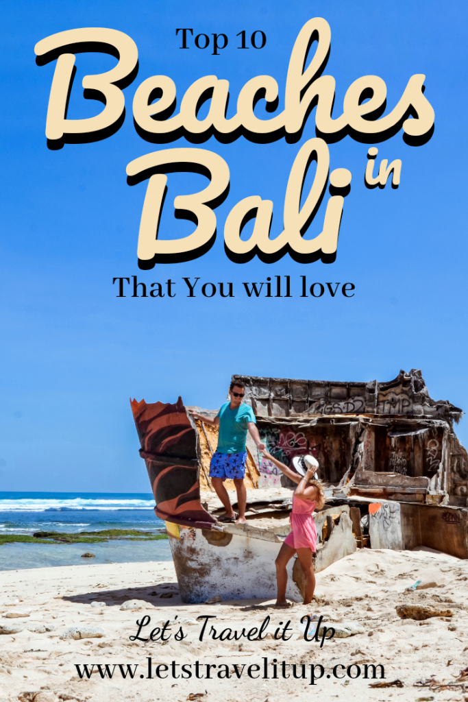 Top 10 beaches in Bali that you will love