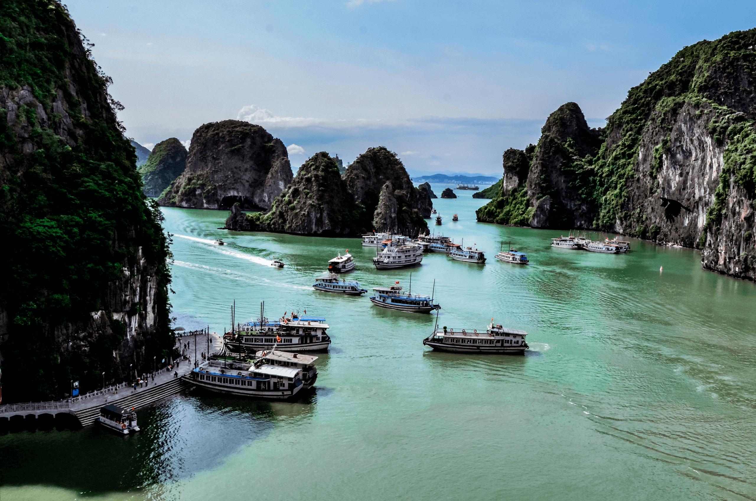 feature image halong bay Vietnam