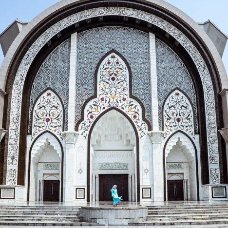 a mosque in Kuala Lumpur Malaysia