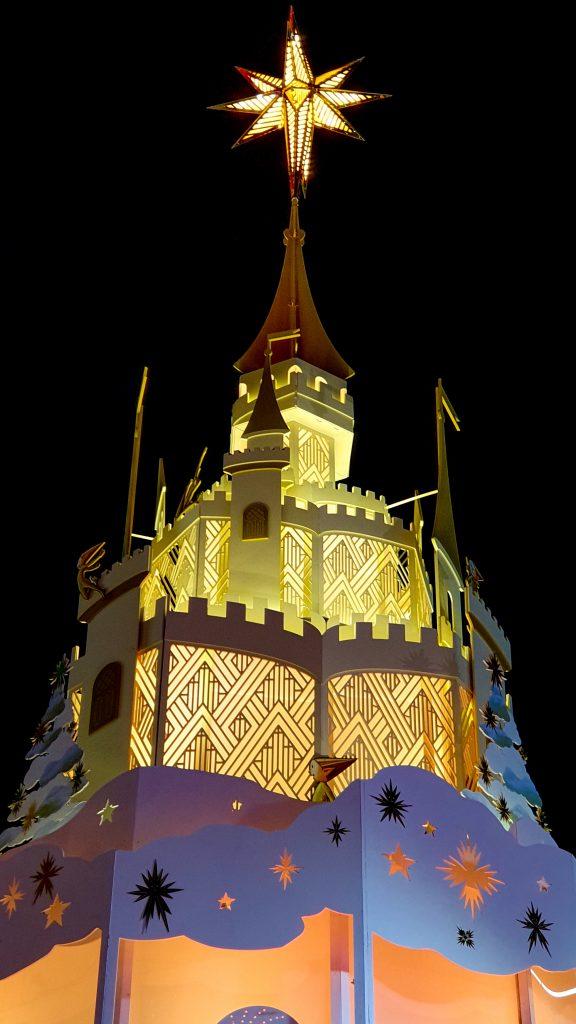 beautiful fairy tale like Christmas tree in Bangkok Thailand