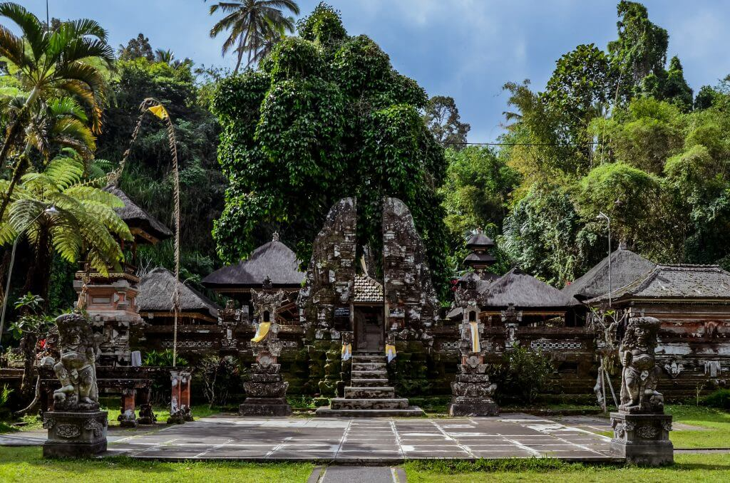Gunung Kawi Sebatu temple is a must visit on the 2 day travel guide to the north of Bali