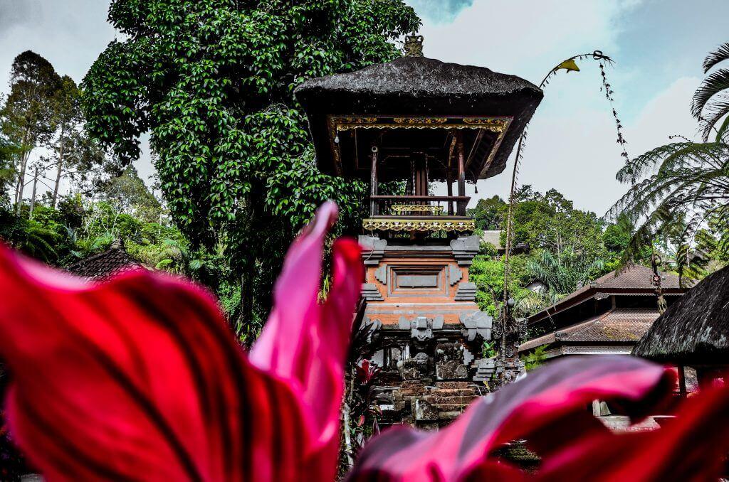 the beautiful Gunung Kawi Sebatu temple in the north of Bali