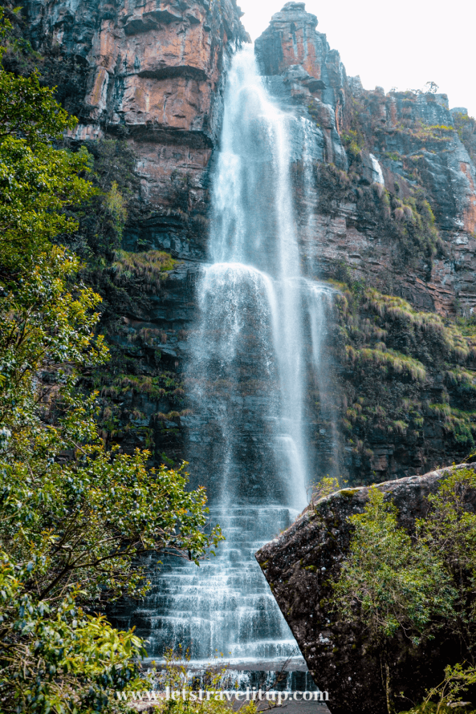 The highlight of Graskop Gorge in Mpumalanga, South Africa