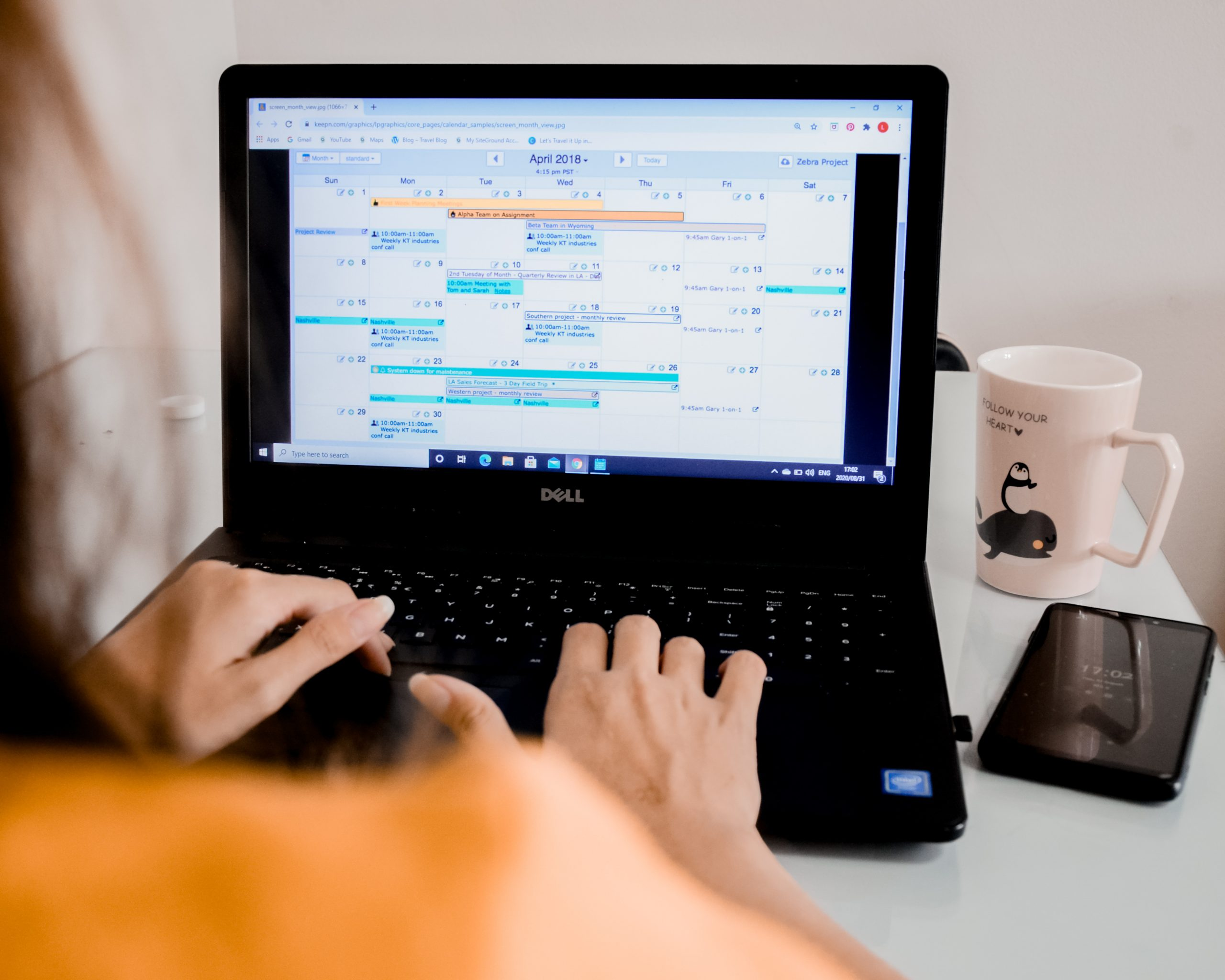 Become an virtual assistant for businesses and individuals
