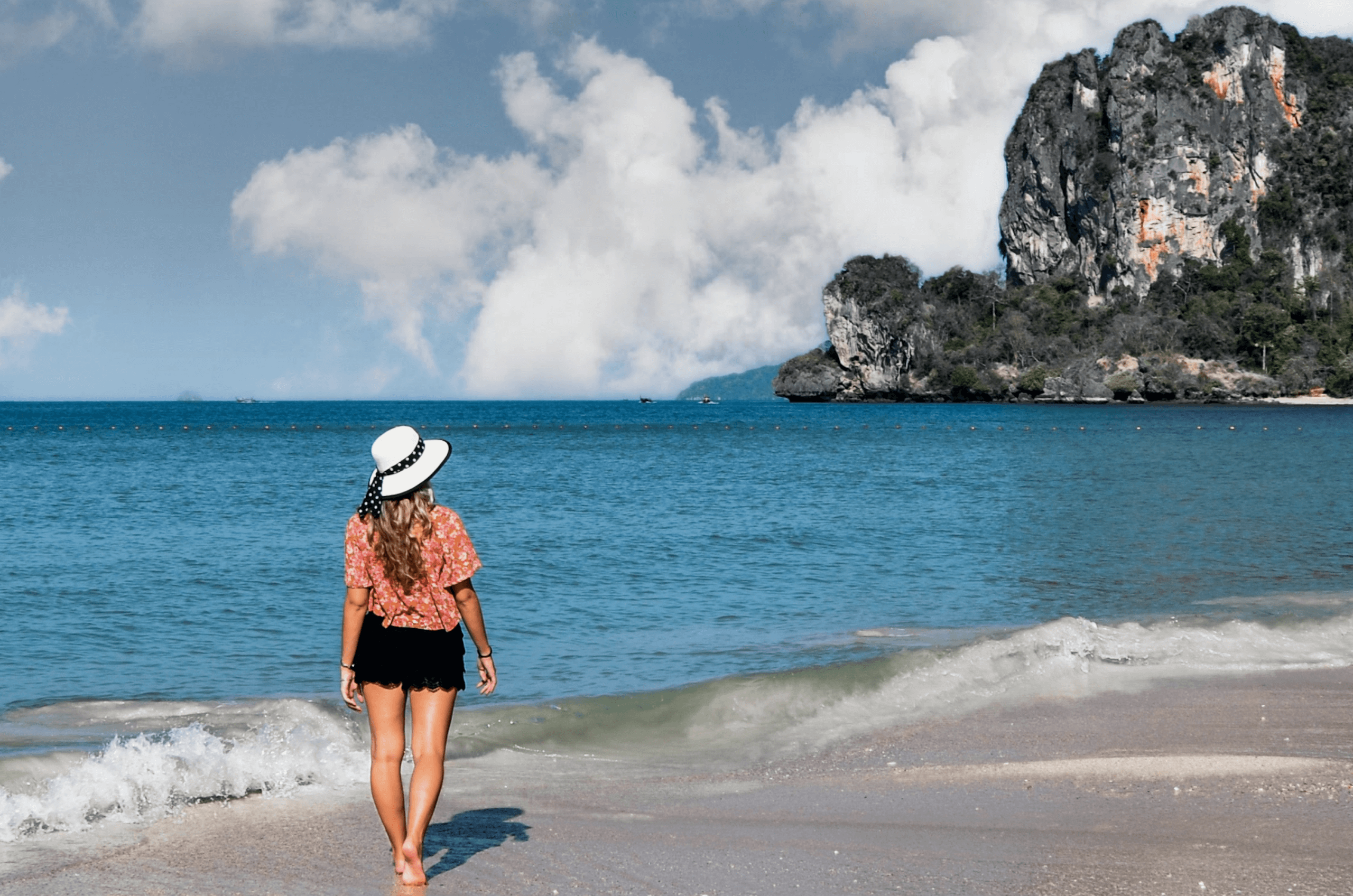 Feature image for the blog best things to do in Krabi, Thailand.